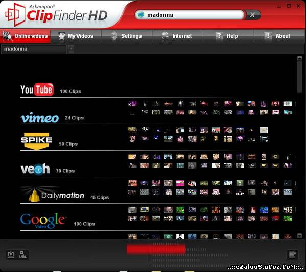 Ashampoo ClipFinder HD 2.52 Crack